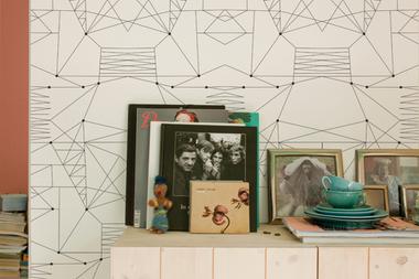 designtapeten aus berlin extratapete. Black Bedroom Furniture Sets. Home Design Ideas